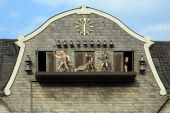 Goslar, Germany - Glockenspiel In Action
