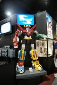 Action Figure Of Voltron