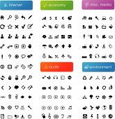 155 Vector Icons