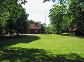 Farm In The Swedish Countryside