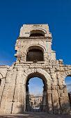 Rotland Tower Of Roman Theater (i C. Bc). Arles, France