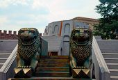 pic of dnepropetrovsk  - Opera stages outside the Arena of Verona - JPG