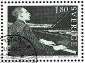Stenhammar Stamp
