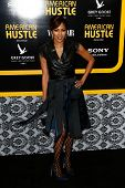 NEW YORK-DEC 8: TV host Alicia Quarles attends the