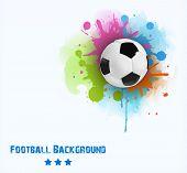 illustration of soccer ball
