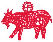 Zodiaco chino de ovejas