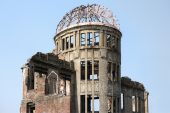Main Building A-bomb Dome Hiroshima