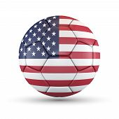 3D - Football - Usa
