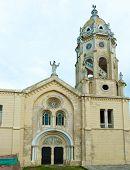 Casco Viejo Church, Panama City