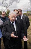 Jaroslaw Kaczynski  Former Prime Minister Of Poland