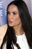 LOS ANGELES - MAY 15:  Demi Moore at the De Re Gallery Opening at De Re Gallery on May 15, 2014 in W