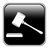 Judge Gavel Icon