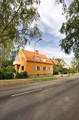 pic of middle class  - Swedish middle class home in Stockholm  - JPG