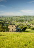 Green Yorkshire valley