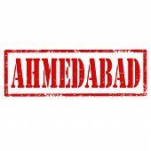 Ahmedabad-stamp