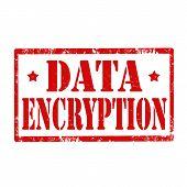 Data Encryption-stamp