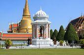 Wat Phra Kaew,  Bankok, Thailand