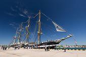 Sevastopol 2014.sailing Ship «kruzenshtern»