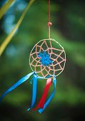 Dreamcatcher In The Forest
