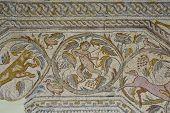 Vistoria A Chariot Mosaic