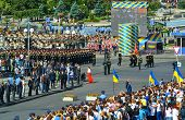 Military Parade Of The Armed Forces Of Ukraine