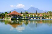 Water Palace. Bali, Indonesia