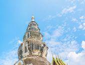 Old Stupa