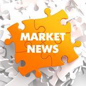 Market News on Orange Puzzle.