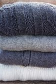 woolen clothes