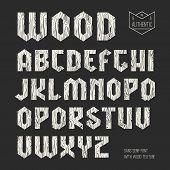 Sans Serif Geometric Font