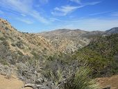 landscape, nature, outdoor, panorama, sky, clouds, mountains, forest, wilderness, desert, California