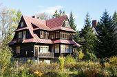 Wooden Villa Called Ros-ami In Zakopane