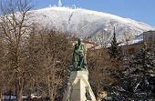 Monument Lermontov.
