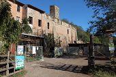 The Old Casale Della Vaccareccia
