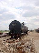Rail Tank Car
