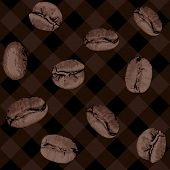 coffee pattern
