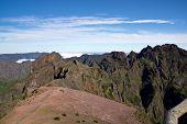 Way to Pico do Arieiro, Madeira