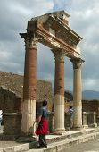 One more day of Pompei