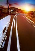 stock photo of road trip  - Road trip - JPG