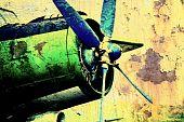 Grunge Propeller