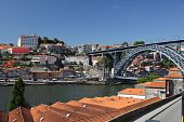 The old town of Porto, Portugal