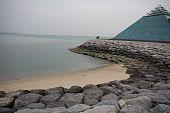 Beachfront in Kuwait City