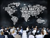 picture of comparison  - Data Analysis Analytics Comparison Information Networking Concept - JPG