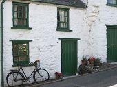 stock photo of hamlet  - Glenoe or Gleno is a hamlet in County Antrim - JPG