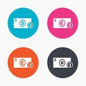 pic of yen  - Circle buttons - JPG