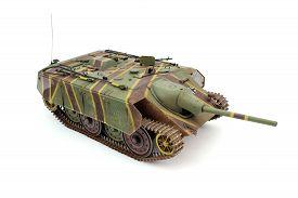 stock photo of panzer  - Jagdpanzer E - JPG