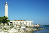lighthouse, Cabo Cruz, Parque Nacional Desembarco del Granma, Granma Province, Cuba