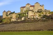 Berze-le-Chatel, Burgundy, France