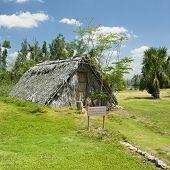 hut, Boca de Guama, Matanzas Province, Cuba