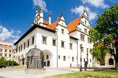 Square of Master Paul, Levoca, Slovakia